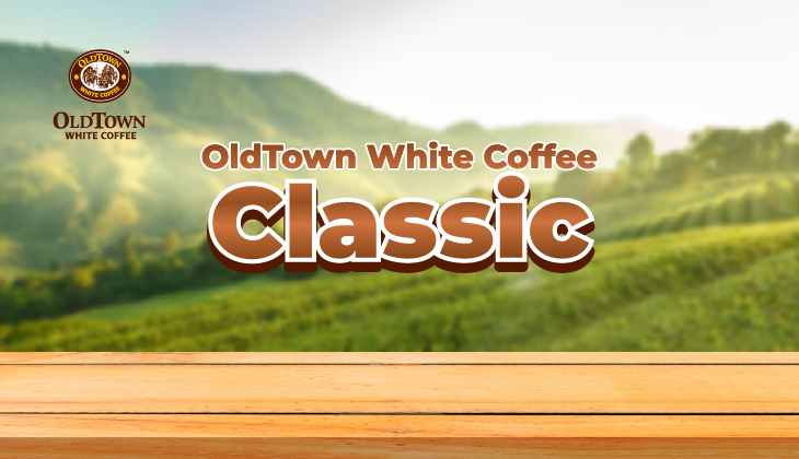OldTown White Coffee Classic