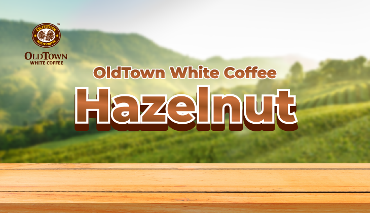 OldTown White Coffee Hazelnut