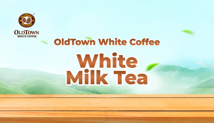 OldTown White Coffee White Milk Tea