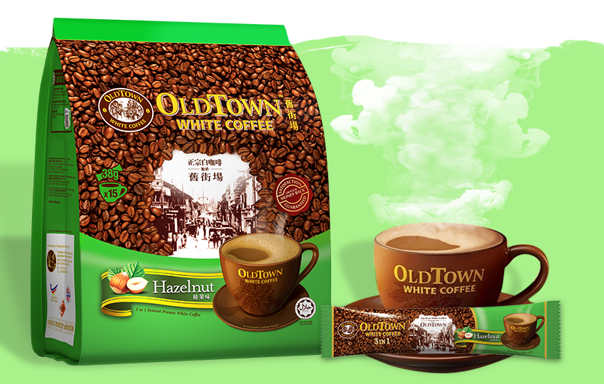 OldTown White Coffee Hazelnut (Special Deal)