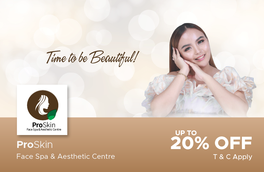 20% Off at Pro Skin - Face Spa & Aesthetic Center