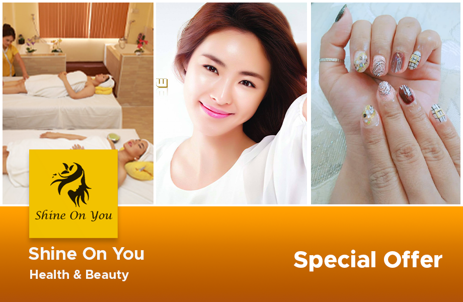 Up to 25% Off at Shine On You Spa and Beauty, Yangon