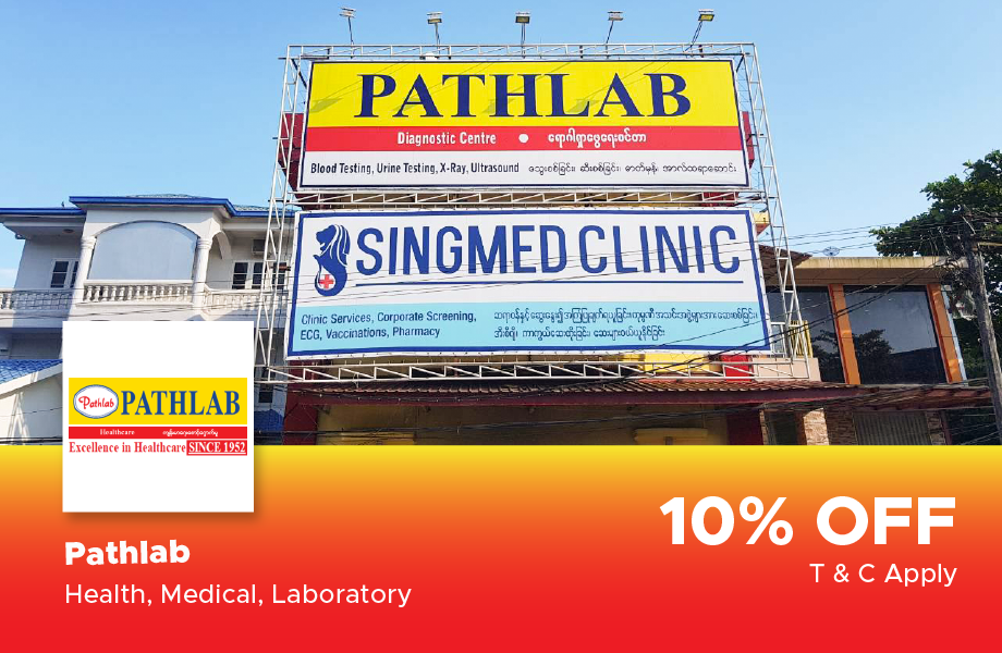 10% Discount on Medical Check Up
