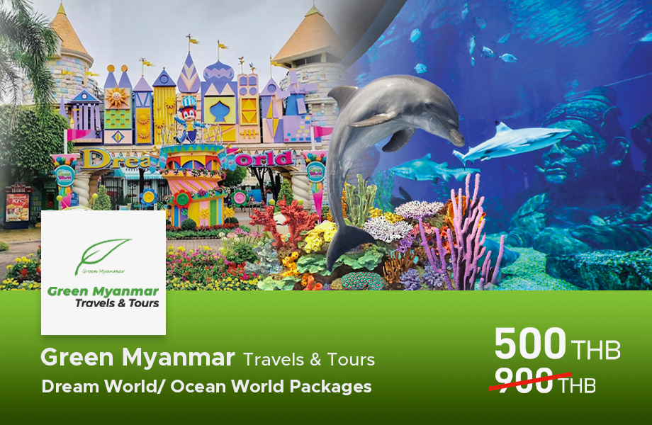 Bangkok Attraction Tickets Discount