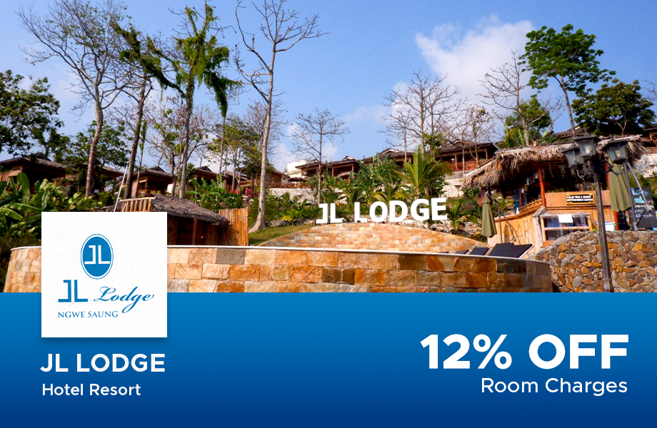 12% Off For Room Charges