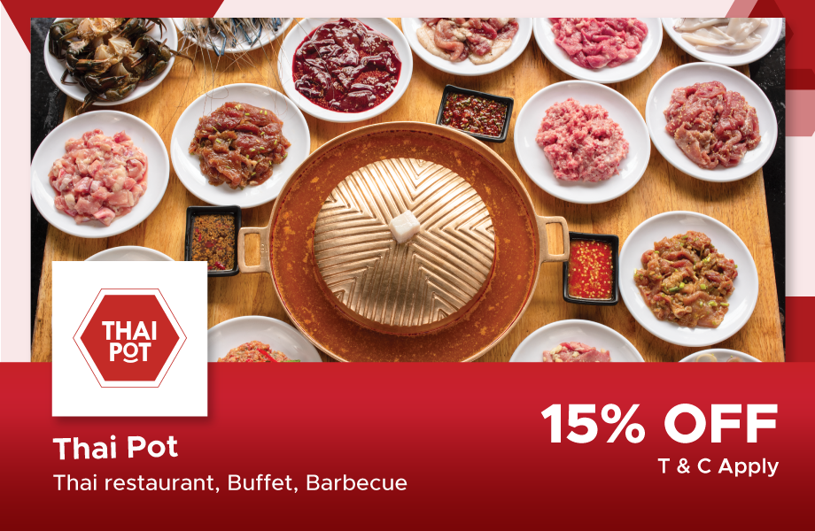 15% Discount on total bill