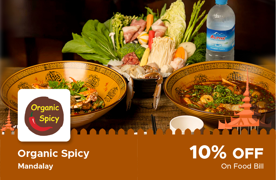 10% Off on food