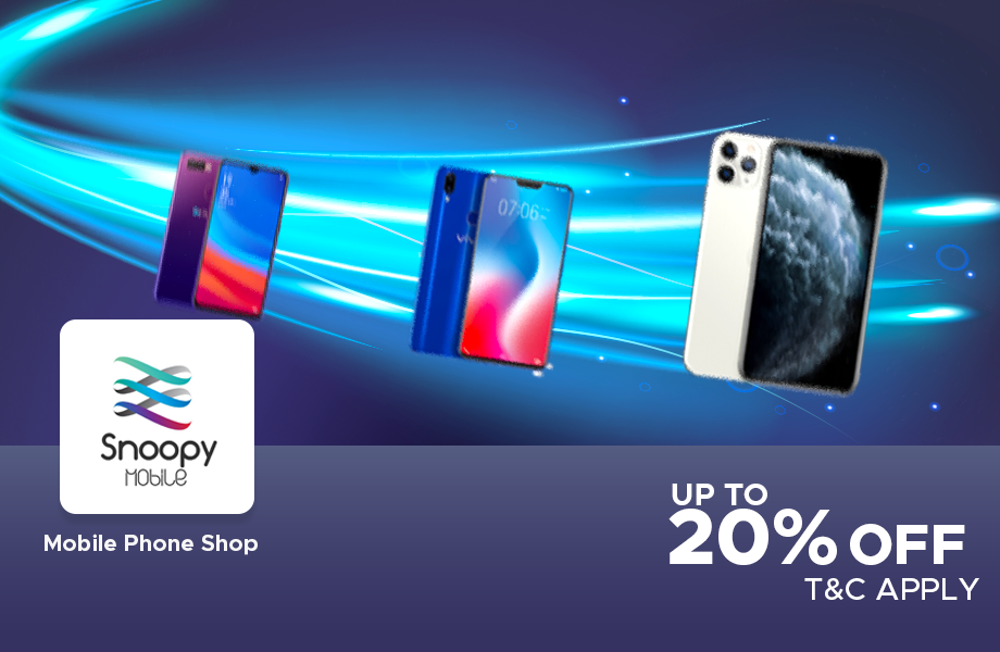 15 % Discount for Phone Accessories and 20% Discount For Software Service