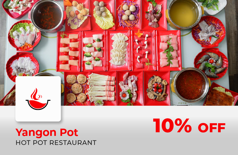 10% Discount For Buffet