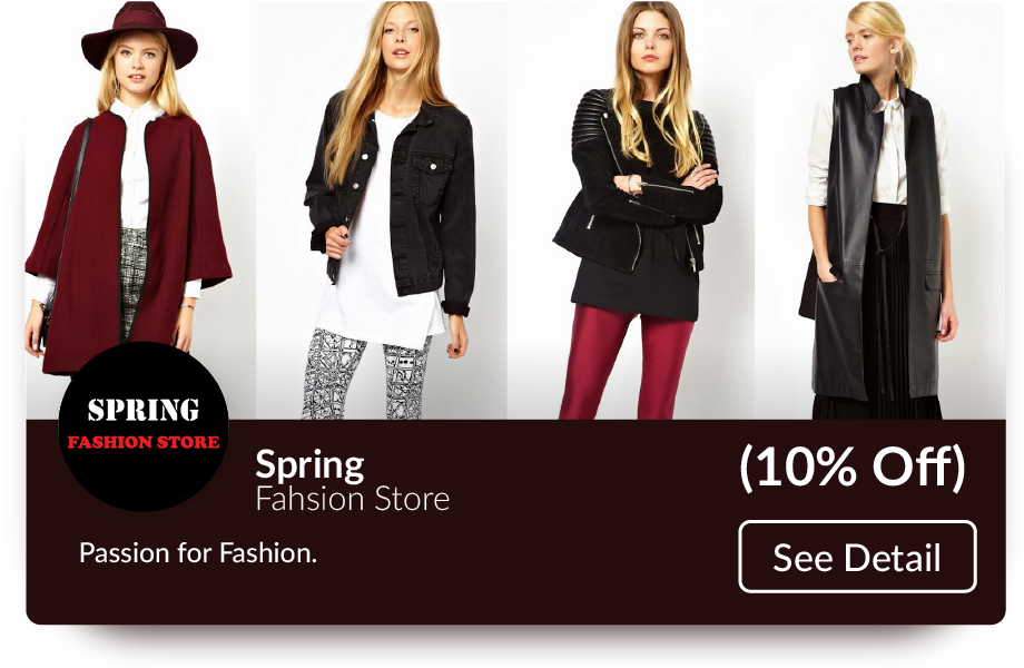 Spring Fashion Store