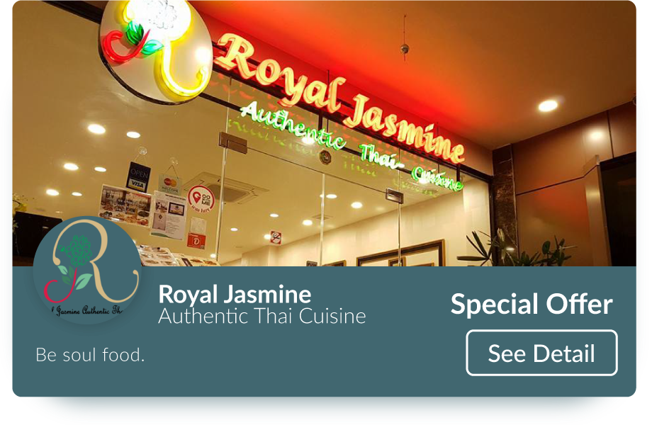 Royal Jasmine Authentic Thai Cuisine