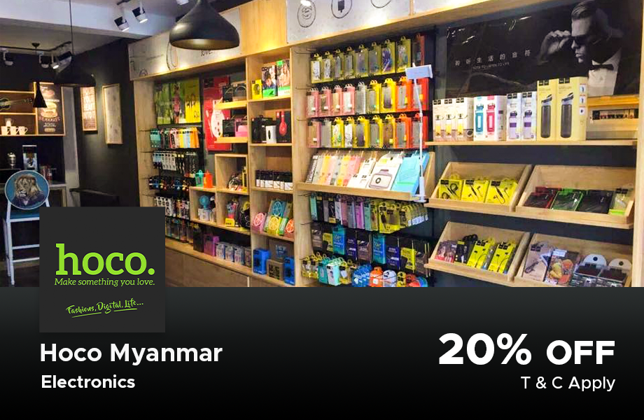 HoCo Myanmar ( Mobile Accessories & Others)