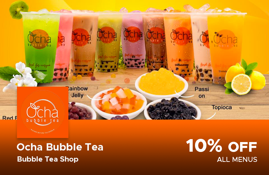 Ocha Bubble Tea